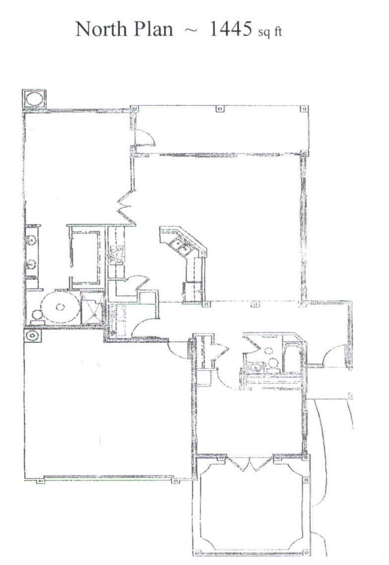 Terraces II North Plan